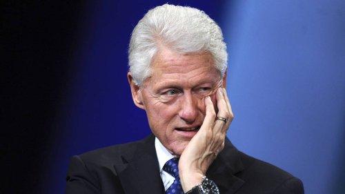 Harnwegsinfektion: Clinton aus Krankenhaus entlassen