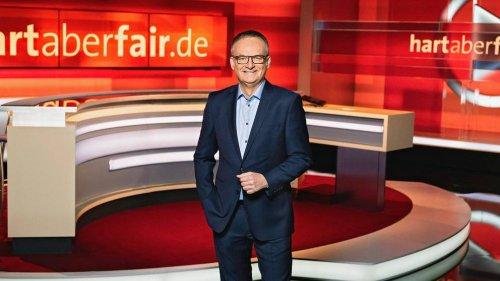 """""""Hart aber fair"""": Thema und Gäste am 20. September"""