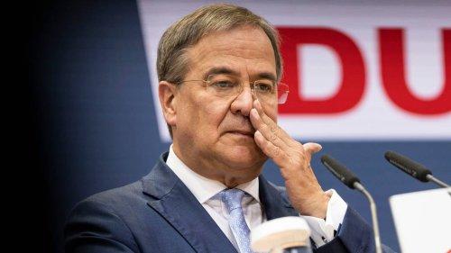 """Druck auf Laschet wächst - Altmaier fordert """"zügige personelle Neuaufstellung"""""""