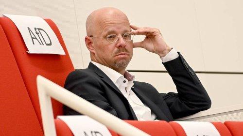 Brandenburg: Auch Kalbitz scheitert als AfD-Kandidat für Geheimdienstkontrolle