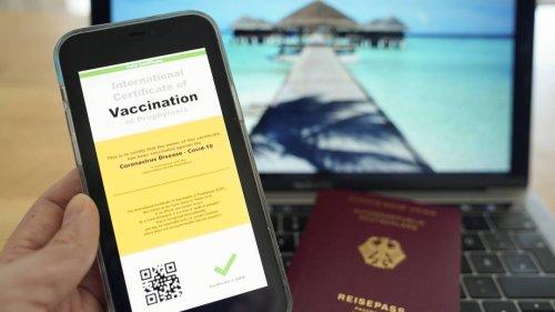 """Digitaler Impfpass: So funktioniert das """"grüne Zertifikat"""""""