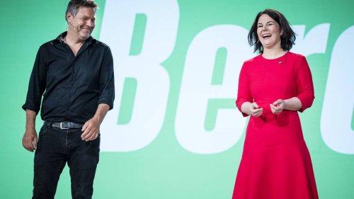 Liveblog zum Parteitag der Grünen: Vorstand siegt bei Wahlprogramm auf (fast) ganzer Linie