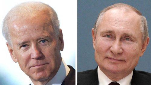 Biden-Putin-Treffen: Die größten Konfliktpunkte zwischen den USA und Russland