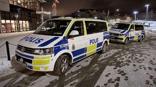 Erneut Unglück in Schweden: Zwei Männer brechen in Eis ein und sterben