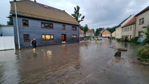 Thüringer CDU fordert Hochwasserhilfe auch für Ostdeutschland