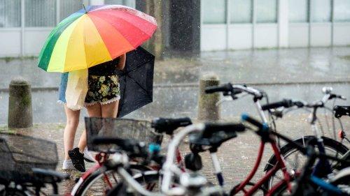 Regen und Gewitter zum Wochenanfang erwartet