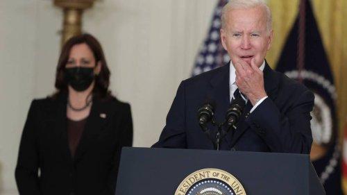 Statt 3,5 Billionen Dollar: US-Präsident Biden kürzt Sozial- und Klimapaket um die Hälfte