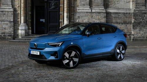 Kräftiger Crossover: der Volvo C40 Recharge im Test