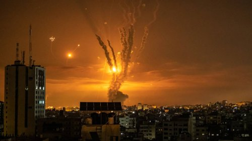 Human Rights Watch: Bei Gaza-Kämpfen im Mai gab es Kriegsverbrechen