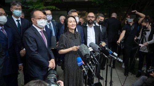 Chinas Geiseldiplomatie hat gewirkt