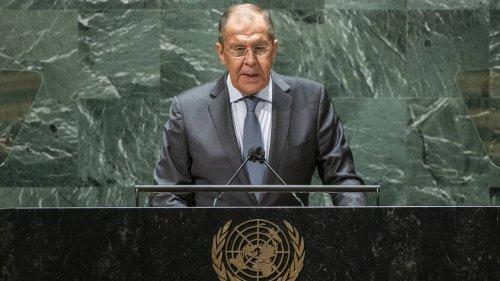 "Russland wirft USA ""Kreuzzug gegen alle Andersdenkenden"" vor"