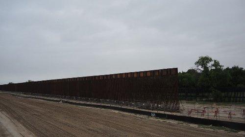 """Trumps Mauer unter Biden: """"Ein Schandfleck"""""""