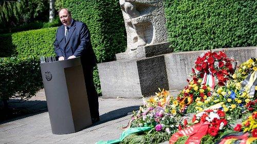 Gedenken an Volksaufstand in der DDR vor 68 Jahren mit Schweigeminute