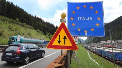 Für G20-Gipfel: Italien führt Grenzkontrollen zu europäischen Nachbarländern ein