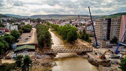 Nach Hochwasser: Organisation der Bundestagswahl schwierig