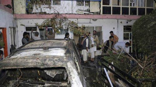 Nach US-Luftangriff mit zivilen Opfern: Entschädigungsforderungen aus Afghanistan