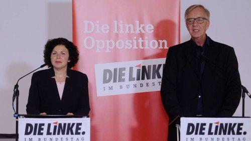 """Liveblog: Linke will sich auf Kern konzentrieren und das """"soziale Gewissen"""" im Bundestag sein"""
