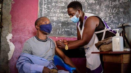 Vierte Welle: Erst 3,6 Prozent der Menschen in Afrika haben vollständigen Impfschutz
