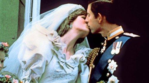 Diana und Charles: 40 Jahre altes Stück ihrer Hochzeitsorte wird versteigert