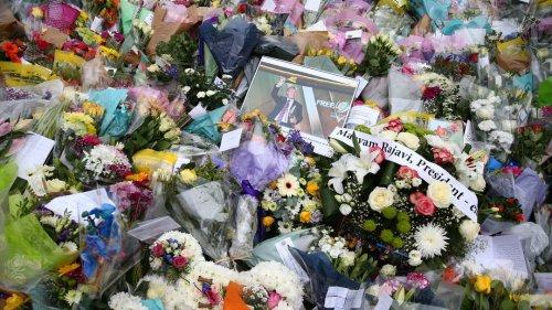 Britisches Parlament erinnert an getöteten Abgeordneten Amess– Hassbotschaften nehmen zu