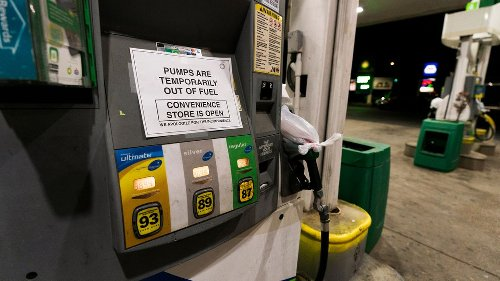 Nach Hackerangriff: Amerikaner horten Benzin