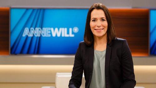 """""""Anne Will"""": Alle Informationen zur aktuellen Sendung"""