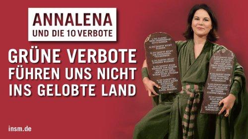 """Faktencheck: Stimmen die Aussagen der Lobbykampagne """"Annalena und die zehn Verbote""""?"""