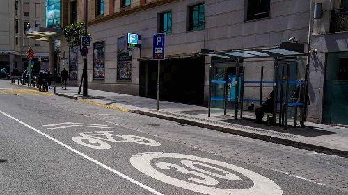 In spanischen Orten gilt jetzt Tempo 30, in Madrid schon lange – und kaum einer hat's gewusst