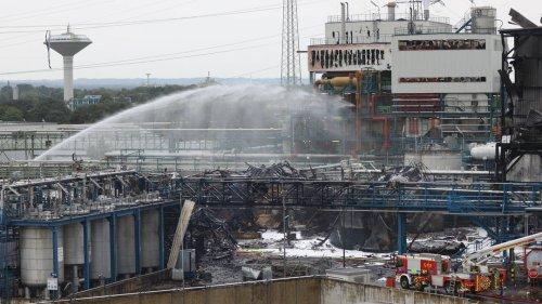 Chempark-Explosion: Staatsanwaltschaft ermittelt wegen fahrlässiger Tötung