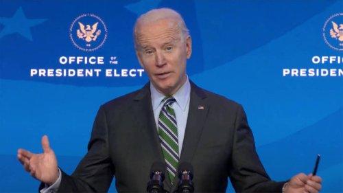 Corona, Klima, Einreise und mehr: Das plant Biden für seinen ersten Tag im Amt