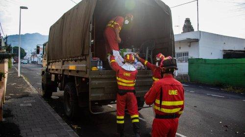 Spanische Regierung verspricht La Palma schnellere finanzielle Unterstützung