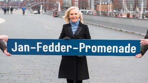 Doch keine Jan-Fedder-Promenade? Grünen-Politiker wollen keine Männernamen