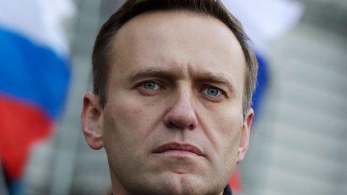 """""""Fehlentscheidung"""": Amnesty stuft Nawalny wieder als politischen Gefangenen ein"""