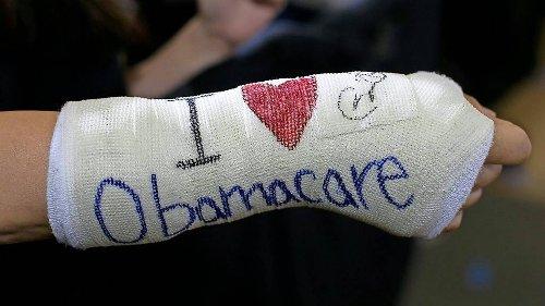 Krankenversicherung gesichert: Supreme Court weist Klage gegen Obamas Gesundheitsreform ab