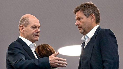 """Habeck bei Anne Will: Streit um Finanzministerium ist """"Schattenboxen"""""""