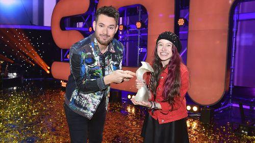 """Sarah aus Bocholt gewinnt Kinder-Talentshow """"Dein Song"""" 2021"""