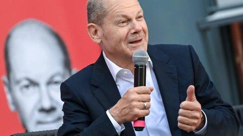 Scholz will keine Konsequenzen gegen Staatssekretär Schmidt ziehen