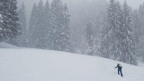 Skitourengeher stirbt nach Sturz im Mangfallgebirge