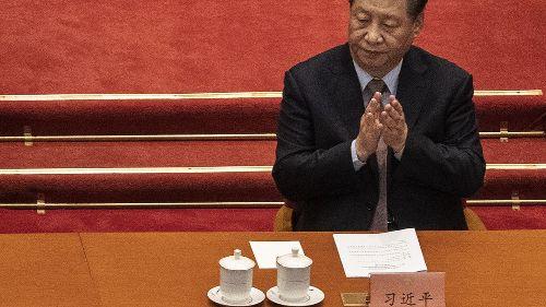 China will Militärausgaben stark steigern - und mehr Kontrolle über Hongkong