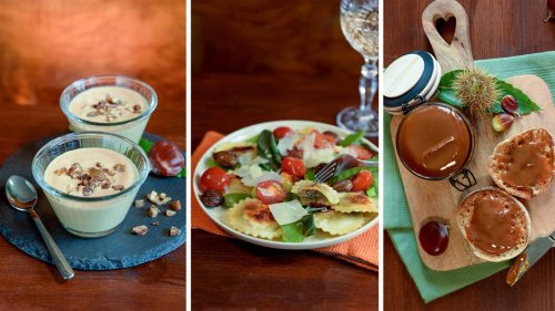 Harte Schale, schmackhafter Kern: Leckeres kochen mit Maronen