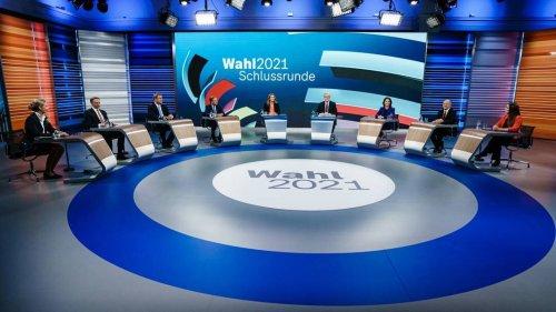 """""""Schlussrunde"""" vor Bundestagswahl: Aussagen der Parteispitzen im Faktencheck"""
