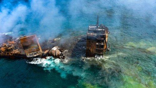 Sri Lanka fordert Millionen für Umweltschäden nach Schiffsbrand