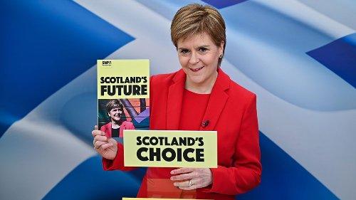 Langes warten auf den Wahlausgang in Schottland und Co.
