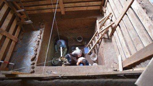 Ältestes menschliches Begräbnis in Afrika: Archäologen entdecken 78.000 Jahre altes Kinderskelett