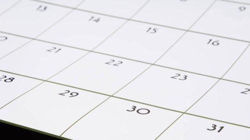 Das Kalenderblatt am 26. Oktober – was ist heute passiert?