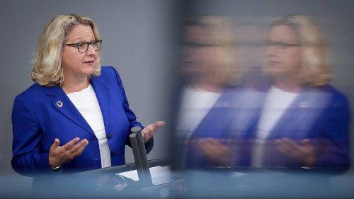 Bundestag beschließt neues Klimaschutzgesetz mit schärferen Regeln