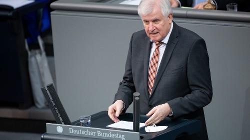 Seehofer will Teile des EU-Asylpakets schon jetzt umsetzen