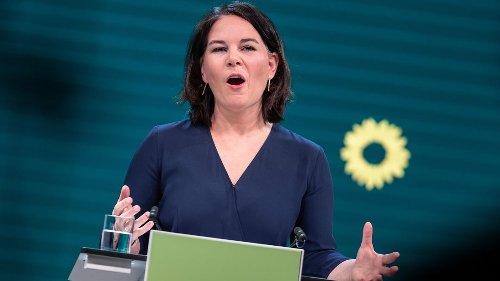 Baerbock will höheren CO2-Preis - Grüne machen Vorschlag im Bundestag