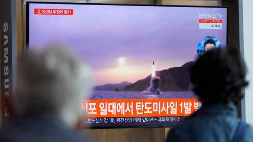 """Nordkorea: Reaktionen der USA und UN auf Raketenstart sind """"unsinnig"""""""