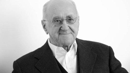 """Steinmeier würdigt Alfred Biolek: """"der eigentliche Erfinder der Talkshow"""""""
